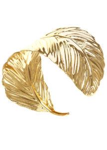 , Bracelet Feuille d'Or