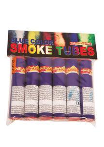 fumigènes, pétards et fumigènes, feu d'artifice pour particulier, achat feux d'artifice, feux d'artifices pour jardin, Fumigène Bleu