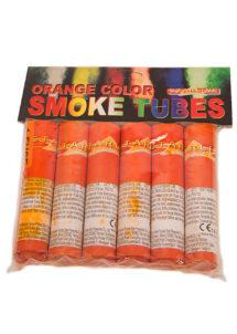 fumigènes, pétards et fumigènes, feu d'artifice pour particulier, achat feux d'artifice, feux d'artifices pour jardin, Fumigène Orange