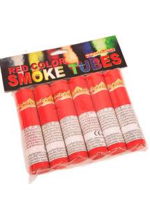 fumigènes, pétards et fumigènes, feu d'artifice pour particulier, achat feux d'artifice, feux d'artifices pour jardin, Fumigène Rouge