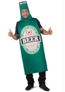déguisement bière, déguisement bouteille de bière, déguisement saint patrick, Déguisement Bouteille de Bière
