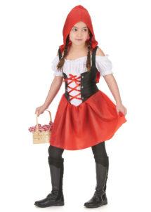 déguisement chaperon rouge enfant, déguisement chaperon rouge fille, costume chaperon rouge enfant, Déguisement Chaperon Rouge, Fille