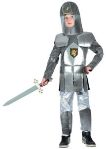 déguisement de chevalier enfant, costume chevalier enfant, déguisements enfants, costume chevalier enfant, déguisements garçons, Déguisement de Chevalier Silver, Garçon