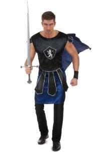 déguisement chevalier, costume de chevalier, déguisement médiéval homme, déguisement de chevalier, déguisement chevalier adulte, costume chevalier homme, Déguisement Médiéval, Chevalier Lion