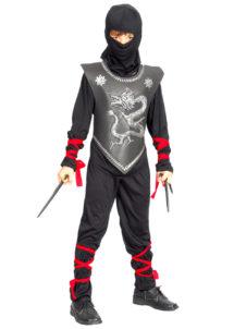 déguisement de Ninja garçon, déguisement de ninja enfant, Déguisement de Ninja Dragon, Garçon