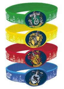 bracelets Harry Potter, accessoires harry potter, anniversaire harry potter, Bracelets Harry Potter