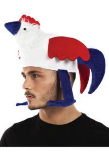 chapeau coq, chapeaux france, accessoires coupe du monde, accessoires de supporter france, boutique supporter, chapeau coq france, tricolore, Chapeau Coq Bleu Blanc Rouge, Supporter France Tricolore