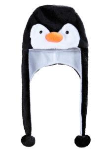chapeaux de pingouin, chapeaux animaux paris, accessoires déguisement pingouin, chapeaux paris, bonnet de pingouin, coiffe de pingouin, Chapeau de Pingouin