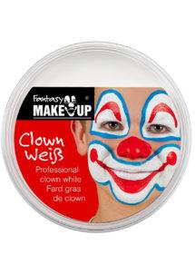 fard gras, peinture corps et visage, maquillage carnaval, maquillage Halloween, fard gras blanc, Peinture Blanche, Fard Gras, Corps et Visage