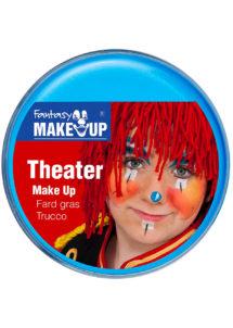 fard gras, peinture corps et visage, maquillage carnaval, maquillage Halloween, fard gras bleu turquoise, Peinture Bleu Turquoise, Fard Gras, Corps et Visage