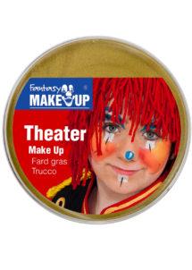 fard gras, peinture corps et visage, maquillage carnaval, maquillage, fard gras doré, Peinture Dorée, Fard Gras, Corps et Visage