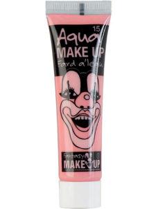 fard à l'eau, Aqua make up, peinture corps et visage, maquillage carnaval, maquillage Halloween, fard à l'eau rose, Peinture Rose, Fard à l'Eau, Corps et Visage