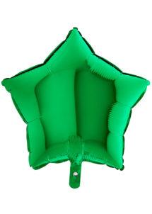 ballon étoile, ballon aluminium, ballons étoiles vertes, Ballon Etoile Vert Prairie, en Aluminium