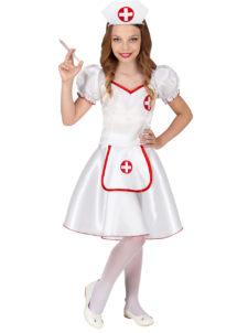 déguisement d'infirmière fille, déguisement infirmière enfant, costume d'infirmière fille, déguisements enfants, déguisements filles, Déguisement d'Infirmière, Fille