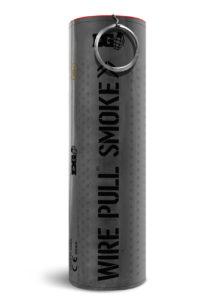 fumigène noir, fumis noirs, fumigènes de stade, fumigènes 2 mn, fumigènes qualité, Fumigène à Goupille, Noir