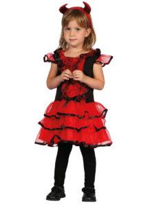 déguisement diablesse, déguisement diable fille, déguisement halloween fille, déguisement vampire fille, Déguisement de Diablesse, Baby Fille