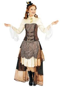 déguisement steampunk, robe steampunk, déguisement steampunk femme, Déguisement Steampunk, Le Prestige