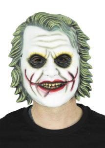 masque de joker, masque du joker, masque halloween, Masque Joker