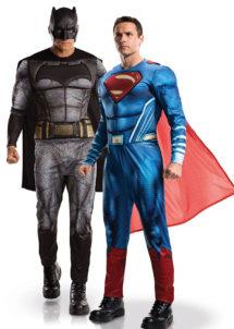 déguisements couples, déguisements duos, déguisements super héros, déguisement Batman, déguisement superman, Déguisements Couple, Batman et Superman