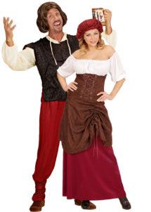 déguisements couples, déguisements duo, déguisements d'aubergistes, Déguisements Couple, Aubergistes