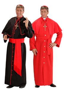 déguisements couples, déguisements duos, déguisements religieux, déguisement cardinal, Déguisements Couple, Cardinaux