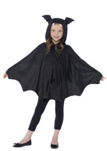 cape chauve souris enfant, cape halloween enfant, Cape Chauve Souris, Fille
