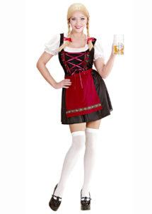 déguisement de bavaroise, déguisement Oktoberfest, costume bavaroise femme, costume Oktoberfest femme, Déguisement de Bavaroise, Oktoberfest, Beer Maid