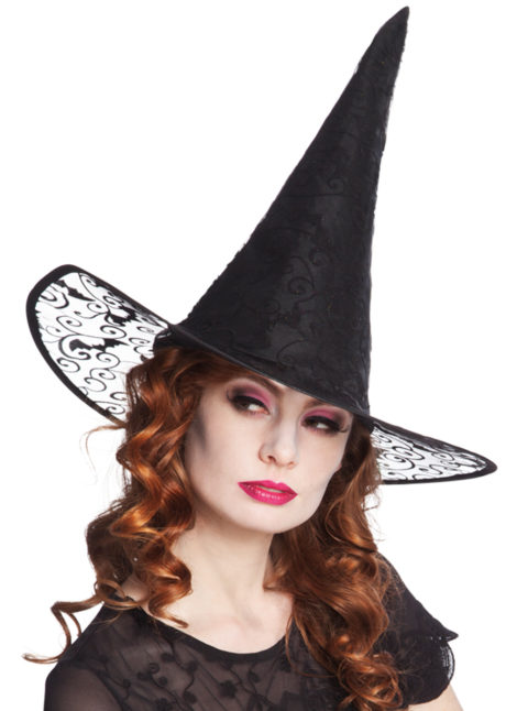 chapeau de sorcière halloween, Chapeau de Sorcière Kiara, Tulle Arabesques