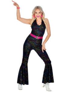combinaison disco, déguisement disco femme, Déguisement Disco, The Style, Combinaison