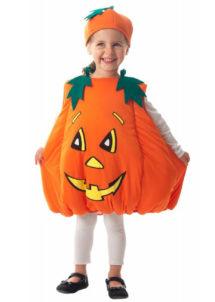 déguisement citrouille enfant, déguisement citrouille halloween enfant, Déguisement de Citrouille, Fille