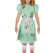 déguisement jumelle shining, déguisement jumelle effrayante fille, déguisement shining halloween fille