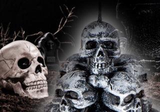 Soirée déguisement déco Sélection pour La Mort