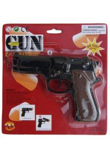 pistolet magnum, réplique revolver, réplique magnum pistolet, pistolet 8 coups, Magnum, Pistolet Revolver, Métal et PVC, 8 Coups