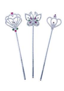 baguette de fée, baguette de princesse, baguette magique enfant, Baguette Magique de Fée, avec Pierres