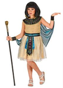 déguisement cleopatre fille, costume de cléopatre pour fille, déguisement égyptienne fille, Déguisement de Cléopatre, Egyptienne, Fille