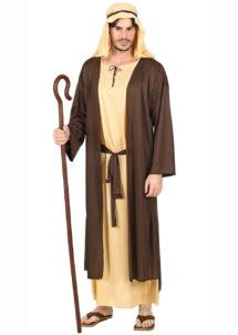 déguisement joseph homme, déguisement religieux homme, déguisement apôtre adulte, costume de joseph pour homme, déguisement noel homme, déguisement religieux homme, costume religieux homme, Déguisement de Joseph, ou Berger de Noël