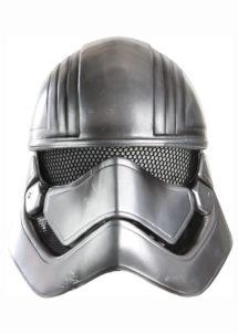 MASQUE-CAPTAIN-PHASMA-STAR-WARS-masque super héros, masque Star Wars, Masque de Captain Phasma, Star Wars
