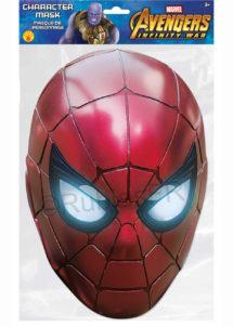 MASQUE-SPIDERMAN, masque super héros, masque de super héros, masque de Spiderman, Masque de Spiderman