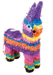 pinata ane, pinata mexicaine, pinata anniversaire, Pinata, Ane Multicolore Purple