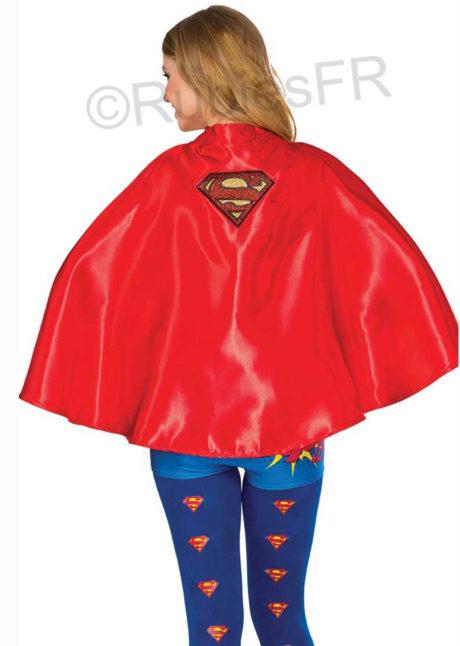 CAPE-SUPER-GIRL, cape de super girl, super héroïne, déguisement super héroïne, Cape de Super Girl