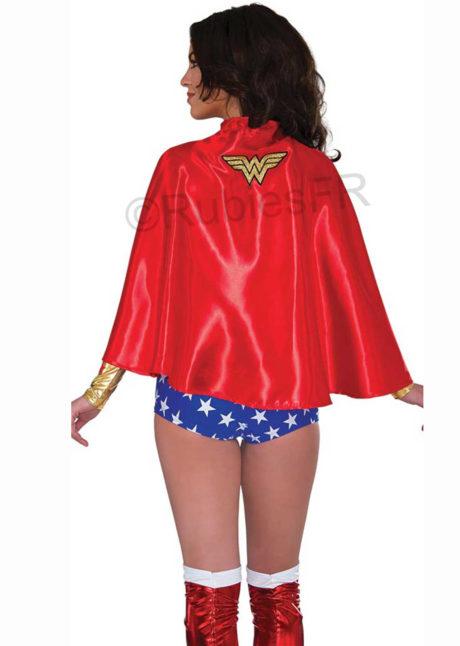 CAPE-wonder woman, cape de super girl, super héroïne, déguisement super héroïne, Cape de Wonder Woman