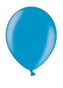ballon hélium, ballon de baudruche, ballon en latex, ballons bleus, Ballons Bleu Caraïbes, en Latex, x 10 ou x 50