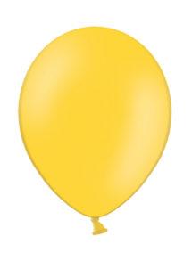 ballon hélium, ballon de baudruche, ballon en latex, ballons jaunes, Ballons Jaune Miel, en Latex, x 10 ou x 50