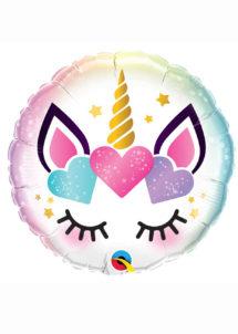 ballon hélium, ballon licorne, ballon aluminium, Ballon Licorne Magique, en Aluminium