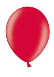 ballon hélium, ballon de baudruche, ballon rouge, Ballons Rouge Poppy, en Latex, x 10 ou x 50