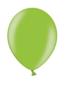 ballon hélium, ballon de baudruche, ballon vert, Ballons Vert Bright, en Latex, x 10 ou x 50