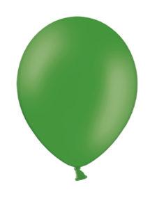 ballon hélium, ballon de baudruche, ballon vert, Ballons Vert Emeraude, en Latex, x 10 ou x 50