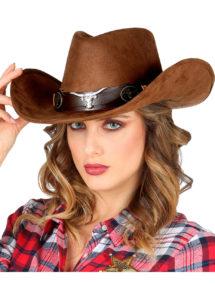 chapeau de cowboy, chapeau cow boy, accessoire cowboy, soirée à thème cowboy, soirée à thème western, chapeaux de cowboys, Chapeau de Cowboy Dallas, Luxe