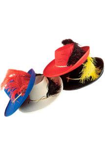 chapeau de mousquetaire enfant, chapeau chat botté, Chapeau de Mousquetaire, Enfant