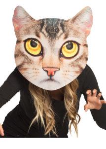 masque de chat, masques animaux, masques géants, Masque de Chat Jumbo